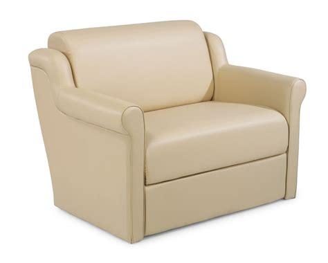 flexsteel leather sofa flexsteel 4027 36ft sleeper chair glastop inc