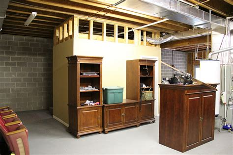 hometalk   unfinished basement   ultimate man