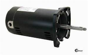 Q1072es 3  4 Hp  3450 Rpm New Ao Smith Electric Motor
