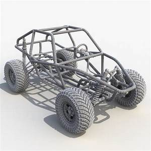Dune Buggy Chassis Model