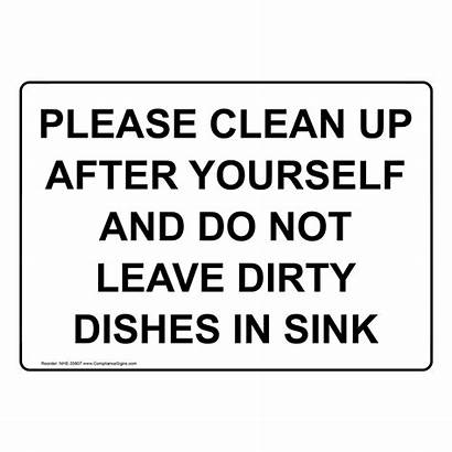 Clean Yourself Please Nhe Portrait Leave