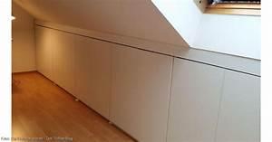 Einbauschrank Selber Bauen : dachschr gen platz optimal ausnutzen so geht 39 s zuk nftige projekte pinterest ~ Watch28wear.com Haus und Dekorationen