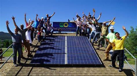 solar energy internationals sei spanish program