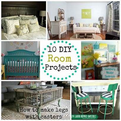 Diy Projects Party Collage Funday Monday Bedroom