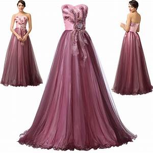 formal wedding prom ball cocktail dress evening party gown With prom dress as wedding dress