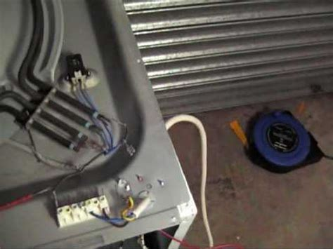 How Replace Whirlpool Tumble Dryer Heating Element
