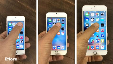 iphone image size iphone se screen sizes and interfaces compared imore