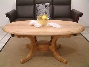 Holzplatte Massiv Eiche : couchtisch wohnzimmertisch sofatisch ovaler couchtisch legden mit holzplatte platte oval ~ Markanthonyermac.com Haus und Dekorationen