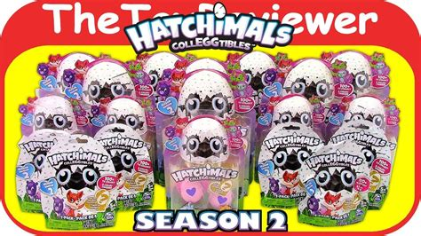 Hatchimals Colleggtibles Season 2 Blind Bags Eggs Golden