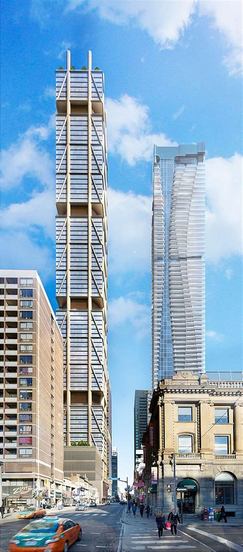 Toronto reaches new heights: construction of the One Tower ...