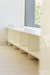 Fensterdeko Für Große Fenster : eine fenstersitzbank f r das gro e fenster ~ Michelbontemps.com Haus und Dekorationen