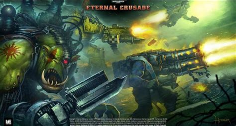 5 New Warhammer 40k Games To Watch Out For Gamers Decide