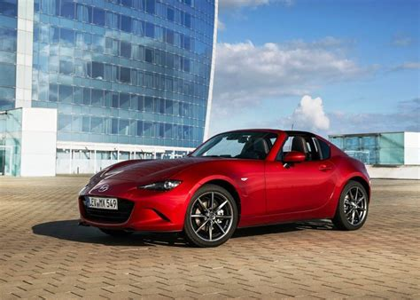 mazda mx  rf interior safety features  suv price