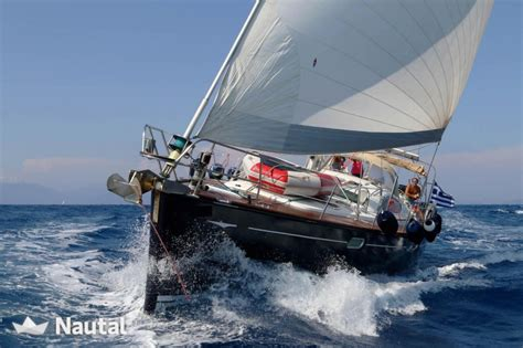 Sailing Boat Jeanneau by Sailing Boat Rent Jeanneau Sun Odyssey 54 Ds In Port Of