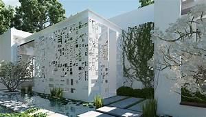 zen-garden-pool Interior Design Ideas