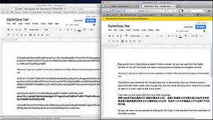 compsci boffins tout file encryption for google docs o the With google documents encryption