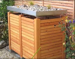 Müllbox Selber Bauen : m lltonnenbox und tonnenhaus m llboxen f r 1 6 tonnen ~ Lizthompson.info Haus und Dekorationen
