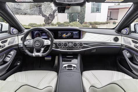 The us spec 2021 mercedes amg gle 63 s coupe offers more than 600 horsepower an updated infotainment system and subtle exterior and interior. 2018 Mercedes-Benz S-Class revealed, debuts new inline six ...