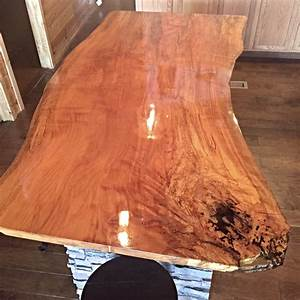 Holly Waight Designs - Custom made live edge tables
