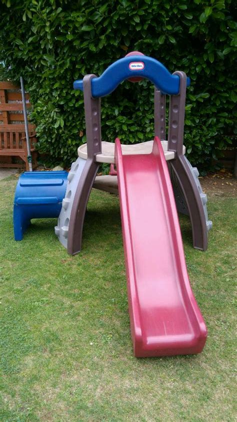 Little Tikes Double Decker Super Slide  In Carterton