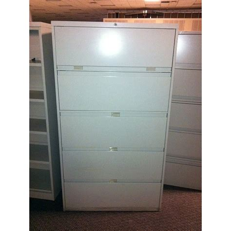 used lateral file used steelcase 5 drawer lateral file cabinet 42 inch width