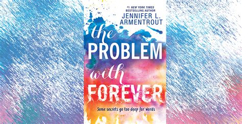 the problem with forever is an amazing read
