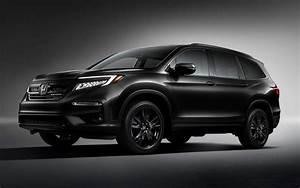 2020 Honda Passport Black Edition
