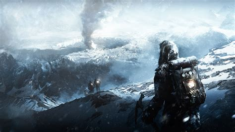 frostpunk gamescom  preview trapped  ice