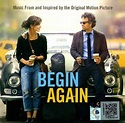 Begin Again (Music From And Inspired By The Original Motion Picture) (CD, Album)   Discogs
