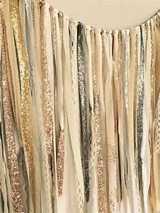 Rideau Rose Gold : gold silver champagne rose gold sequin lace ribbon sparkle curtain wedding garland ~ Teatrodelosmanantiales.com Idées de Décoration