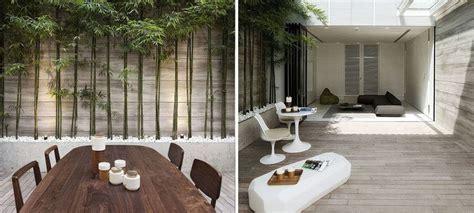 cuisine semi ouverte sur salon déco terrasse ouverte