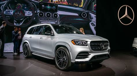 Mercedes Gls Class 2019 by 2020 Mercedes Gls Aims To Be The S Class Of Suvs