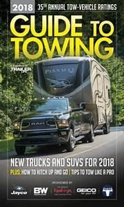 Trailer Life  U2014 Guide To Towing 2018 Pdf Download Free