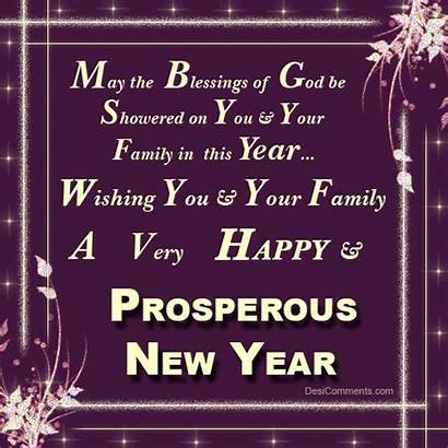 Happy Prosperous Wishing Very Greetings Wishes Quotes