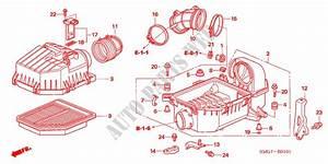 Air Cleaner  1 8l  For Honda Cars Civic 1 8 Ex 5 Doors 6