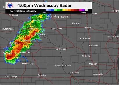 Weather Radar Storm National Service July Severe
