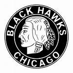 Blackhawks Chicago Svg Silhouette Freebiesupply Logos