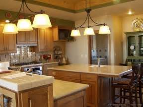 kitchen ideas oak cabinets kitchens with oak cabinets home design and decor reviews