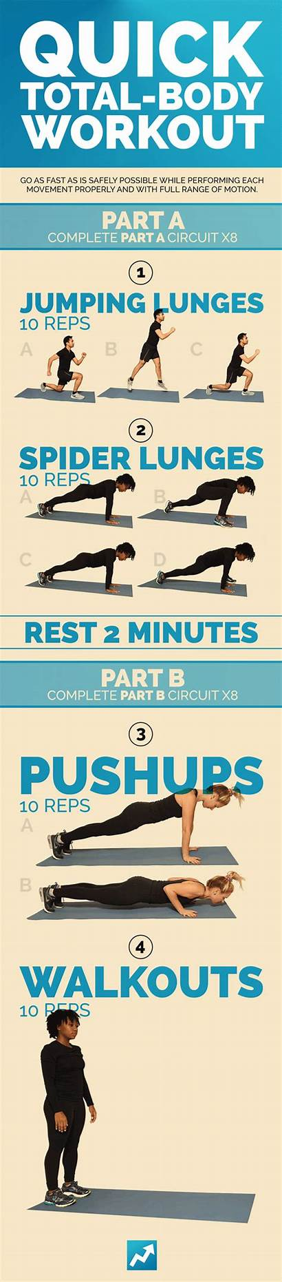 Exercises Workouts Shape Workout Quick Total Buzzfeed