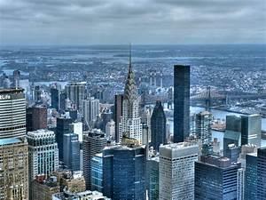 fototapete tapete new york skyline empire state foto With balkon teppich mit skyline new york tapete
