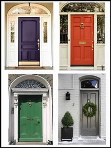 Front, Door, Colors