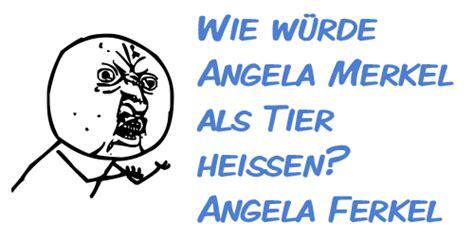 Die Besten Angela Merkel Witze