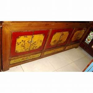 Meuble Chinois Occasion : buffet 6 portes et 6 tiroirs style chine chn045 dans buffet de meuble chinois ~ Teatrodelosmanantiales.com Idées de Décoration