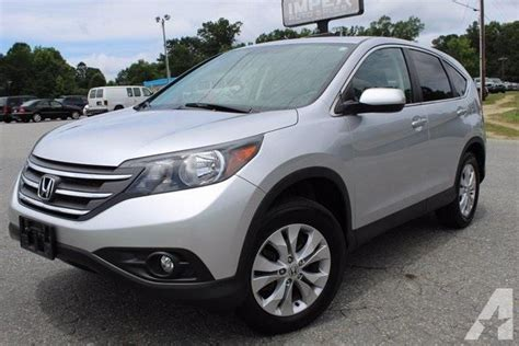 2014 Honda Cr-v Ex Awd Ex 4dr Suv For Sale In Greensboro