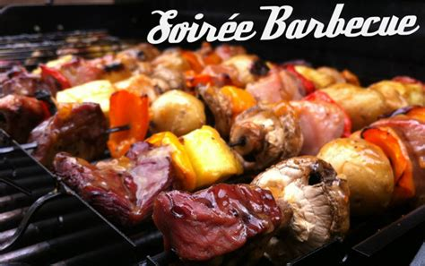 soiree barbecue