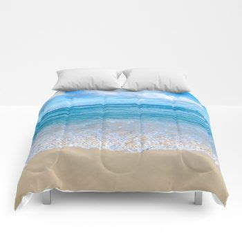 beach comforter sea bedding beach coastal style full