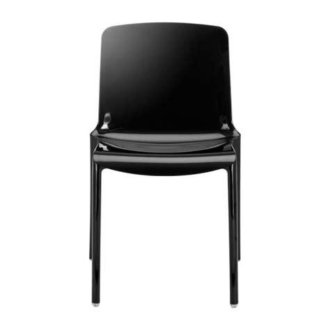 chaise salle a manger noir tallow dining room chairs black plastic habitat