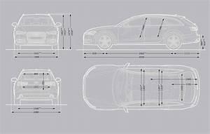 Dimension Audi A4 Avant : audi a6 allroad quattro audi uk ~ Medecine-chirurgie-esthetiques.com Avis de Voitures