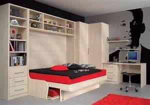 lit escamotable avec canape integre ikea recherche With chambre canape lit
