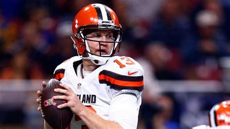 browns turn  josh mccown  quarterback  jets
